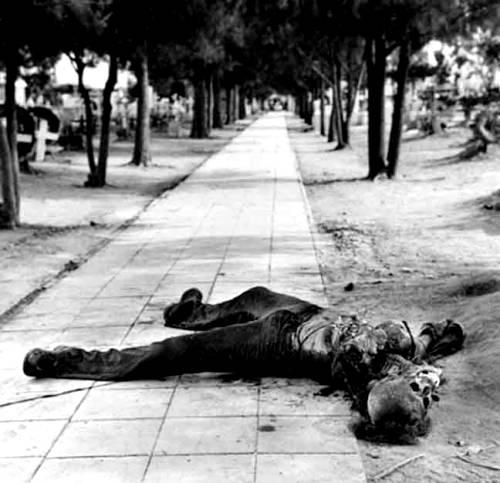 2 muerte en el cementerio