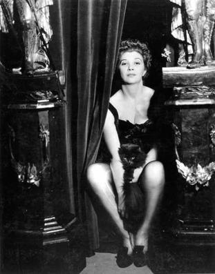 Leonor Fini por Dora Maar, 1936