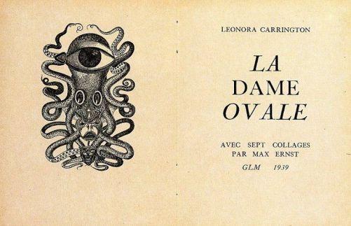 Leonora Carrington, La Dama Oval, 1939.