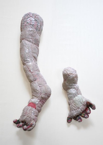 Mari Katayama, Pink legs, 2008