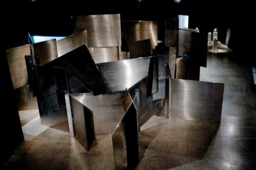 5. Ana Laura Aláez, Pabellón de escultura, 2008
