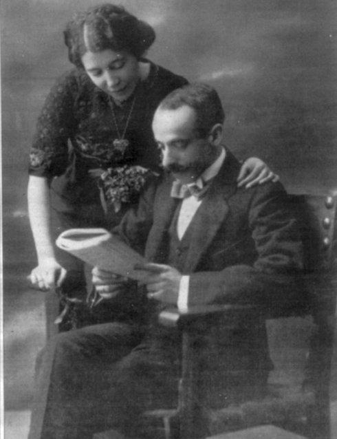 maria y gregorio